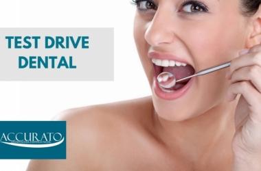 Você sabe o que é test drive dental